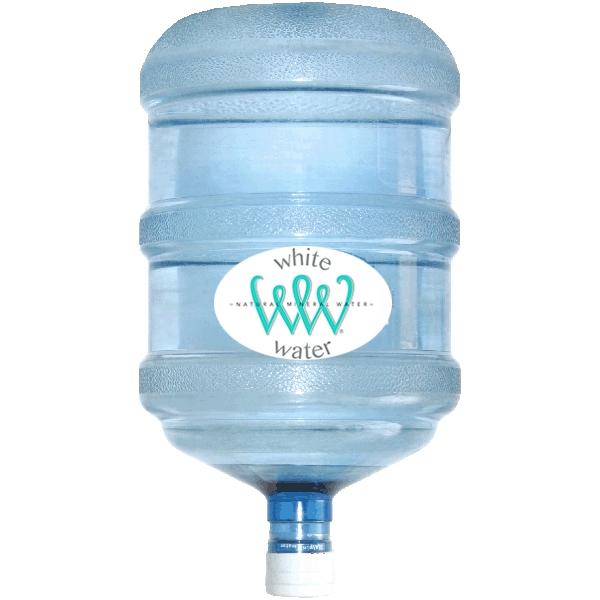 Доставка на вода Бяла вода в галони